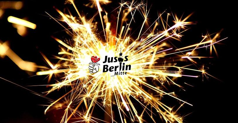 Jahresendfeier Jusos Mitte
