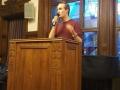Florian spricht zum Gleichstellungs- und Arbeitsbericht